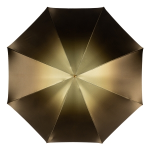 Зонт-трость Pasotti Oliva Foresta Penna Oro фото-2