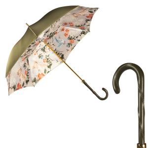 Зонт-Трость Pasotti Oliva Cicogna Floreale Original фото-1