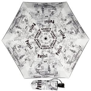Зонт складной Jean Paul Gaultier 1313-OC Ecritues Blanc фото-1