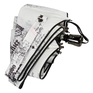 Зонт складной Jean Paul Gaultier 1313-OC Ecritues Blanc фото-4