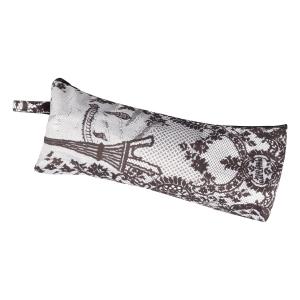 Зонт складной Jean Paul Gaultier 919-OC mini Tour Eiffel Noir/Blanc фото-5