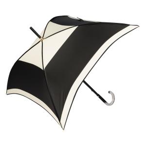 Зонт-трость Guy De Jean Kyoto Noir Crema фото-3