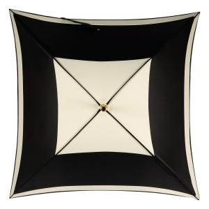 Зонт-трость Guy De Jean Kyoto Noir Crema фото-2
