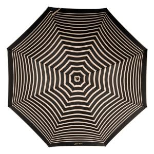 Зонт-трость Jean Paul Gaultier 206-LA Stripes Noir/Crema фото-2