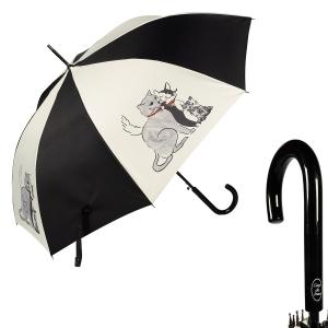 Зонт-трость Guy De Jean 1903-LA Paris Famille des Chats фото-1