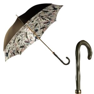Зонт-трость Pasotti Oliva Foresta Original фото-1