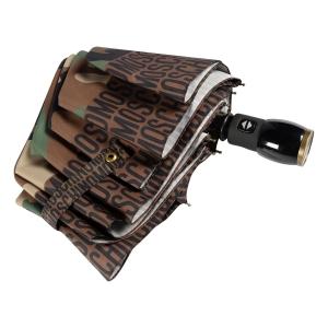 Зонт складной Moschino 8595-OCA Camouflage Multi фото-4