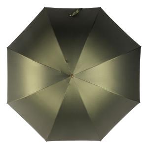 Зонт-трость Pasotti Volpe Oxford Oliva  Fodero Anello фото-3