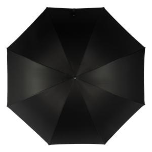 Зонт-трость Pasotti Toro Silver Oxford Black фото-3