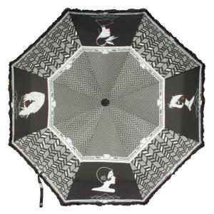 Зонт складной EMME M438-OC Art Deco Black фото-3