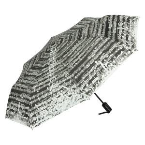 Зонт Складной EMME M444-OC Notes Black фото-2