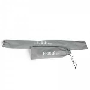 Зонт складной Ferre 6002-OC Pattern black фото-6