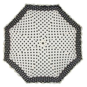 Зонт Складной Ferre 3031-OC Pois Beige new  фото-4