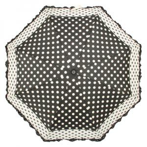 Зонт Складной Ferre 3031-OC Pois Nero new   фото-3