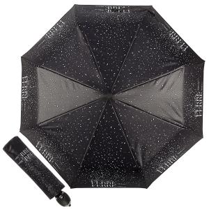 Зонт складной Ferre 6034-OC Fragment Black фото-1