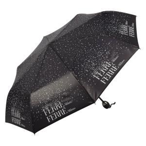 Зонт складной Ferre 6034-OC Fragment Black фото-2