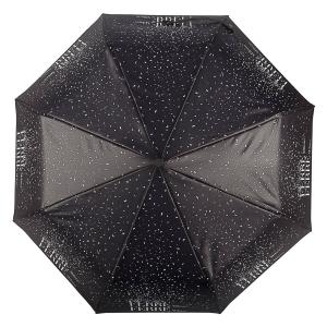 Зонт складной Ferre 6034-OC Fragment Black фото-3