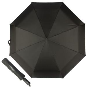 Зонт складной Ferre 7008-OC Grande Black фото-1