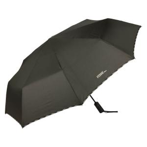 Зонт складной Ferre 7008-OC Grande Black фото-2