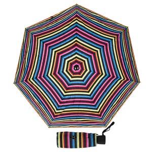 Зонт складной GUY DE JEAN 2002-OC ECLAIR Noir/Viola фото-1