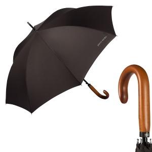 Зонт-трость Pierre Cardin 80967-LA Legno Black фото-1