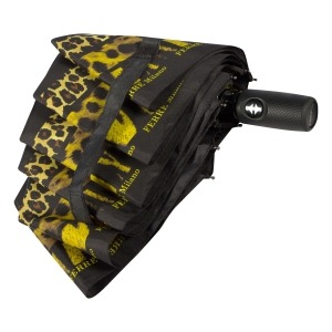 Зонт складной Ferre 4FDB-OC Leo Multi фото-4