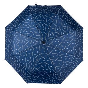 Зонт складной Ferre 4FDA-OС Trend Blue фото-3