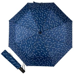 Зонт складной Ferre 4FDA-OС Trend Blue фото-1
