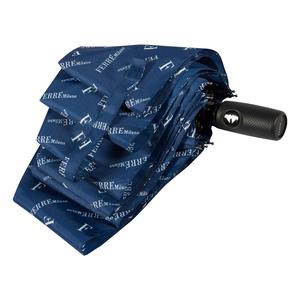 Зонт складной Ferre 4FDA-OС Trend Blue фото-4