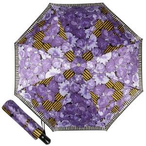 Зонт складной Ferre 358-OC Pion Viola фото-1