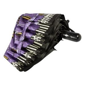 Зонт складной Ferre 358-OC Pion Viola фото-4
