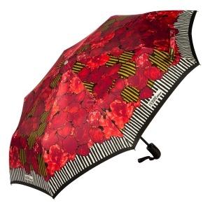 Зонт складной Ferre 358-OC Pion Bordo фото-2