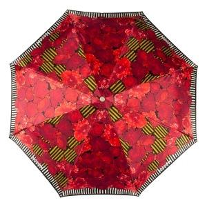 Зонт складной Ferre 358-OC Pion Bordo фото-3