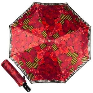Зонт складной Ferre 358-OC Pion Bordo фото-1