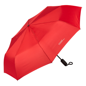 Зонт складной Ferre 4D-OC Classic Red фото-2