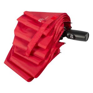 Зонт складной Ferre 4D-OC Classic Red фото-4