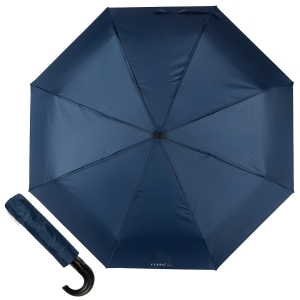 Зонт складной Ferre 4U-OC Man Blue фото-1