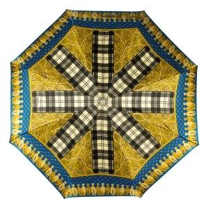 Зонт складной Ferre 357-OC Barroco Blu фото-3