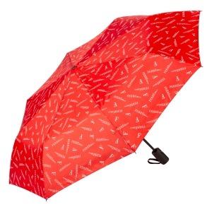 Зонт складной Ferre 4FDA-OС Trend Red фото-2