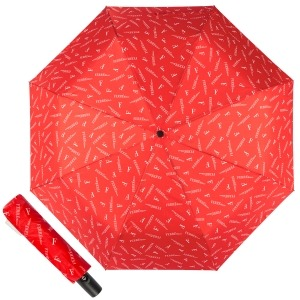 Зонт складной Ferre 4FDA-OС Trend Red фото-1