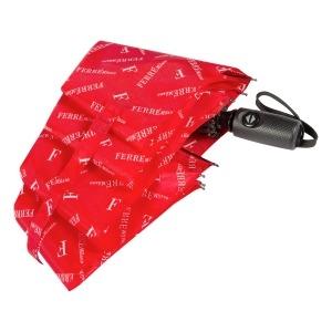 Зонт складной Ferre 4FDA-OС Trend Red фото-4