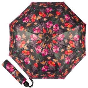 Зонт складной Baldinini 50-OC Tropic Flowers фото-1