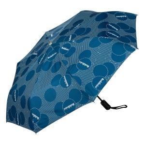 Зонт складной Baldinini 61-OC Dots Blue фото-2