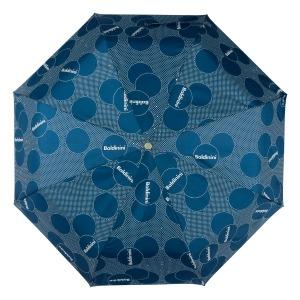 Зонт складной Baldinini 61-OC Dots Blue фото-3