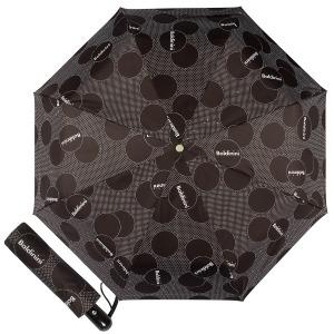 Зонт складной Baldinini 61-OC Dots Black фото-1