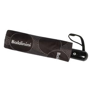 Зонт складной Baldinini 61-OC Dots Black фото-5