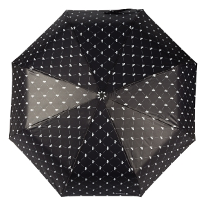 Зонт складной Baldinini 39-OC Сravatta Black фото-2