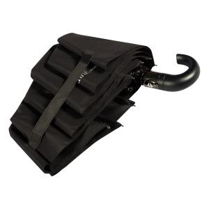 Зонт складной Ferre 4U-OC Man Black фото-4