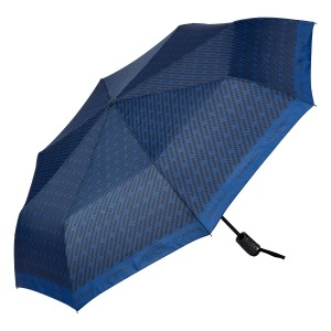 Зонт складной Ferre  4FU-OC Rombes Dark Blue фото-2