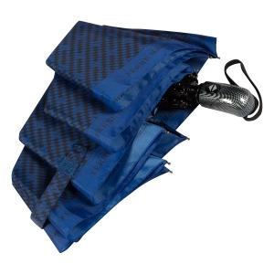 Зонт складной Ferre  4FU-OC Rombes Dark Blue фото-4